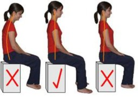 Posture Check – The Toilet Seat Cover!
