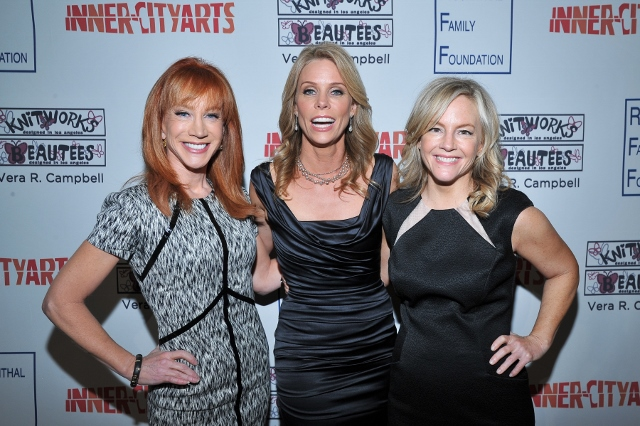 Cheryl Hines, Kathy Griffin, Robert Kennedy Jr.,Gil Garcetti & more: Inner-City Arts Imagine Gala!