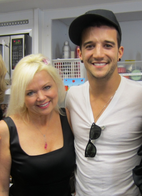 DWTS pro Mark Ballas takes Terrible Tumble!